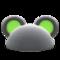 Flashy Round-Ear Animal Hat (Black) NH Icon.png