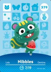 379 Nibbles amiibo card NA.png