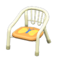 Baby Chair (White - Butterfly) NH Icon.png