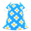 Blossom Dress (Blue) NH Icon.png