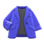 Career Jacket (Blue) NH Icon.png