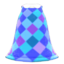 Dazed Dress (Blue) NH Icon.png