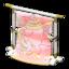 Elaborate Kimono Stand (Balls)