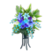 Flower Stand (Blue) NH Icon.png