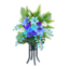 Flower Stand (Blue)