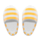 House Slippers (Yellow) NH Icon.png