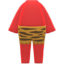 Ogre Costume (Red) NH Icon.png