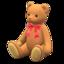 Papa Bear (Caramel Mocha - Red)