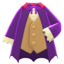 Vampire Costume (Purple) NH Icon.png
