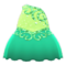 Figure-Skating Dress (Green) NH Icon.png