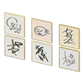 Autograph Cards (Signature - Comedian's Signature) NH Icon.png