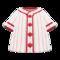 Baseball Shirt (White) NH Icon.png