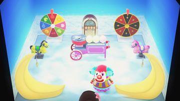 Interior of Pietro's house in Animal Crossing: New Horizons