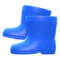 Rain Boots (Blue) NH Icon.png