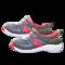 Kiddie Sneakers (Black) NH Icon.png