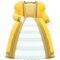 Noble Dress (Yellow) NH Icon.png