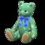 Papa Bear (Floral - Blue)