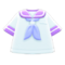 Sailor's Tee (Purple) NH Icon.png