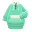Boa Parka (Mint) NH Icon.png