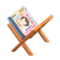 Magazine Rack (Orange - Weekly News) NH Icon.png