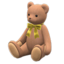 Papa Bear (Cream - Yellow)