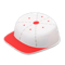 Throwback Hat Table (White & Red) NH Icon.png