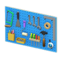 Wall-Mounted Tool Board (Blue) NH Icon.png