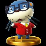 Lyle SSB4 Trophy (Wii U).png