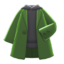 Parka Undercoat (Green) NH Icon.png