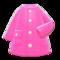 Raincoat (Pink) NH Icon.png