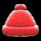 Aran-Knit Cap (Red) NH Icon.png