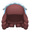 Gothic Headdress (Blue) NH Icon.png