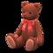 Papa Bear (Choco - Red) NH Icon.png