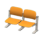 Lecture-Hall Bench (Light Brown) NH Icon.png