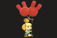 SSBU Up B Isabelle.png