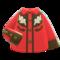 Cowboy Shirt (Red) NH Icon.png
