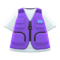 Fishing Vest (Purple) NH Icon.png