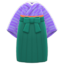 Hakama (Green) NH Icon.png
