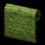 Mossy-Garden Wall