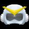 Zap Helmet (White) NH Icon.png