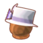 Gothic Silk Top Hat (White) PC Icon.png