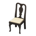 Antique Chair (Black) NH Icon.png