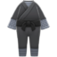 Ninja Costume (Gray) NH Icon.png