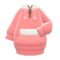 Boa Parka (Pink) NH Icon.png