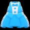 Chic Tuxedo Dress (Light Blue) NH Icon.png