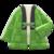 Hanten Jacket (Green) NH Icon.png