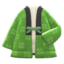Hanten Jacket (Green) NH Icon.png