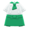 Chef's Outfit (Green) NH Icon.png