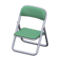 Folding Chair (Green) NH Icon.png