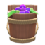 Grape-Harvest Basket